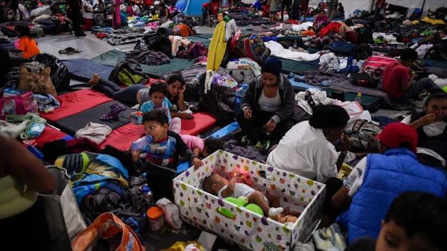 Agentes de EEUU cometen 4556 abusos sexuales contra niños migrantes