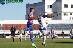 Sergipão, 2019: Frei Paulistano de virada vence o Itabaiana e garante vantagem para segunda partida da final