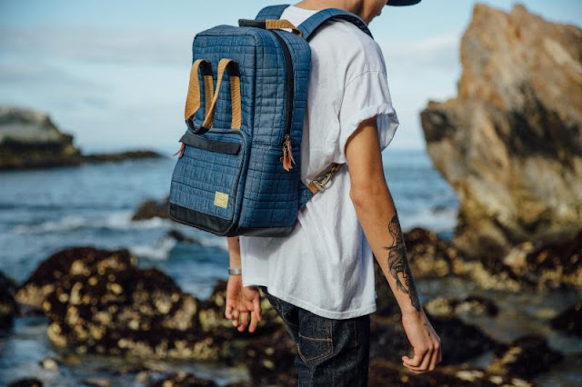 Hex Brand Back Pack