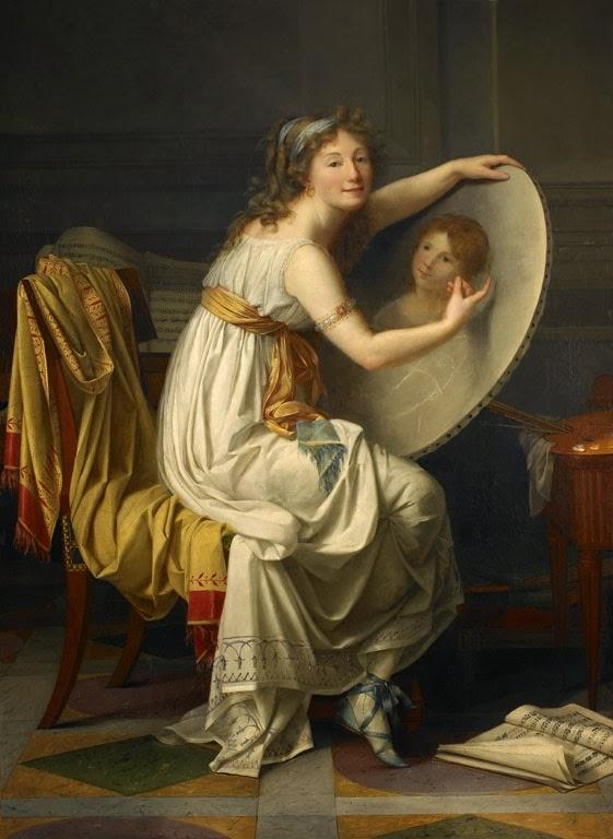 Autoportrait (1799), Rose-Adélaïde Ducreux