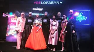 Neelofa  Halalkan Hijab Di Kelab Malam