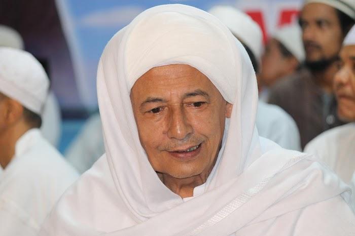 Ketegasan Habib Luthfi di Haul Habib Anis: Jangan Kotori Haul Ini Dengan Politik