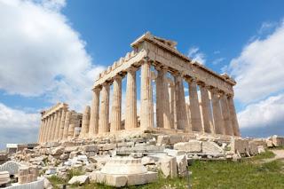 حضارة بلاد الإغريق