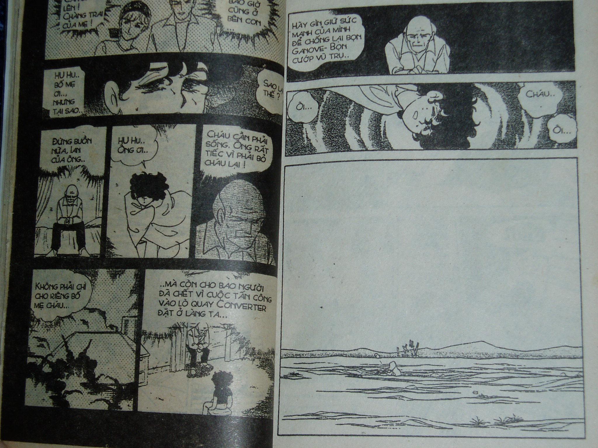 Siêu nhân Locke vol 14 trang 20
