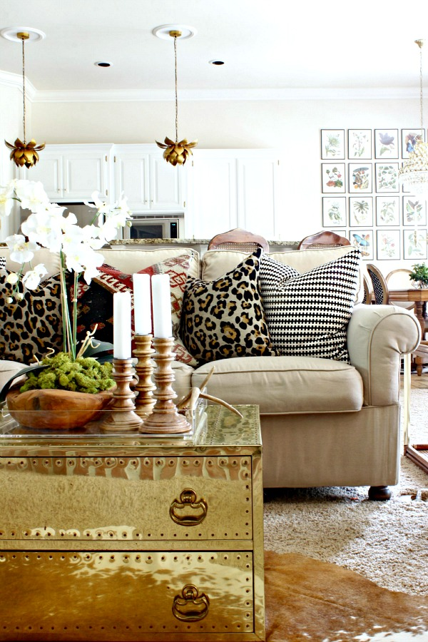 leopard print living room decor friday favorites calling all leopard fabric 22364