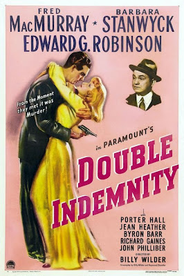 Double Indemnity (Çifte Tazminat, 1944)