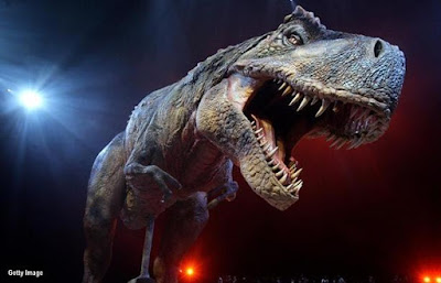 Ternyata, Dinosaurus Mulai Punah Sebelum Dampak Asteroid
