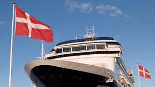 Denmark into World's Major Shipping Nations