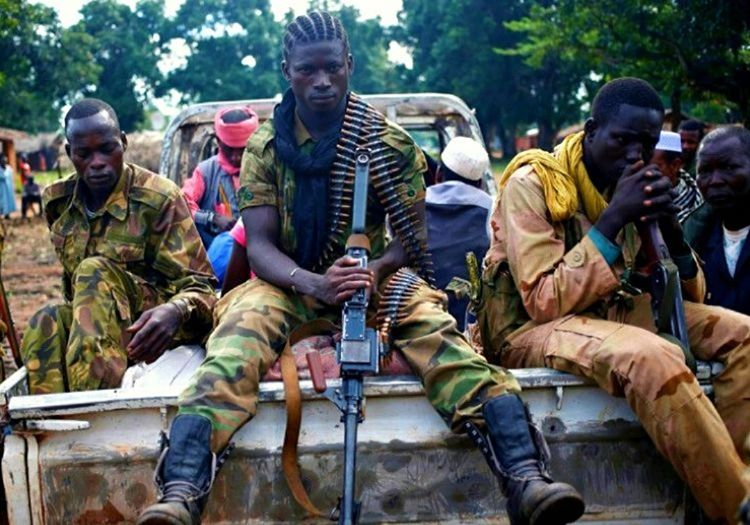 Orta Afrika Ülkesi her gün iç çatışmaların yaşadığı, terör örgütlerinin kol gezdiği bir yerdir.
