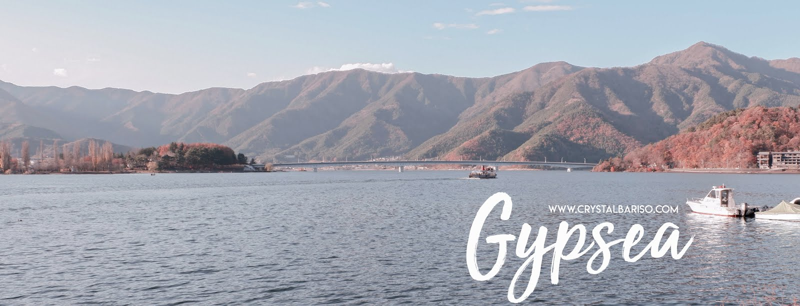 GYPSEA : A Travel Blog by Crystal Bariso