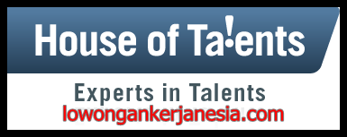 lowongankerjanesia.com house of talents