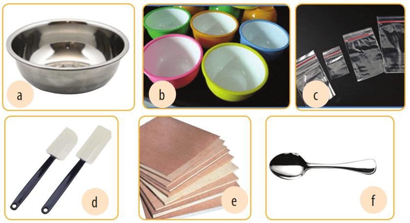 Cara Membuat Kerajinan Adonan Tepung (Flour Clay)