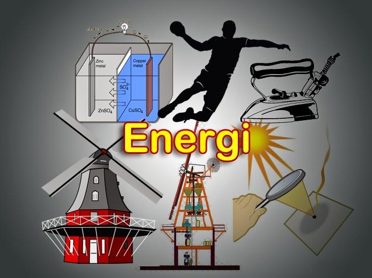 Energi yaitu