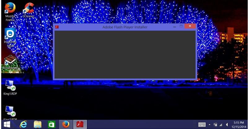 Winbook TW700 Adobe Flash player for Firefox ~ CE's Geekbook