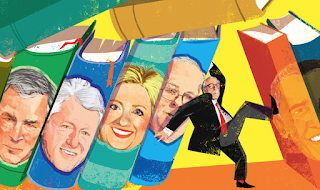 Can Washington's Original Dealmaker Survive Trump?