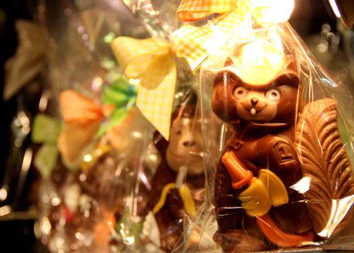 Salzburg Chocolates   Linzer Lane