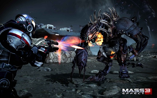 Mass Effect 3 PC GamePlay