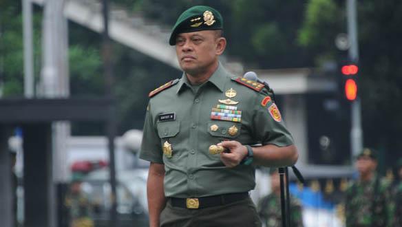 Posisi Panglima TNI Gatot Nurmantyo Diyakini Segera Dirombak