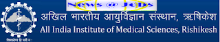 aiims+rishikesh+recruitment