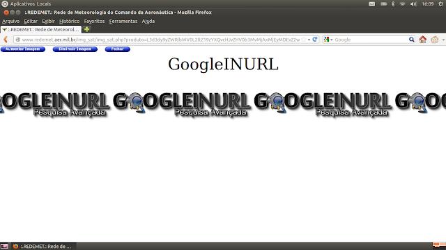 Site: www.redemet.aer.mil.br vulnerabilidade