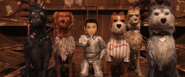 Psí ostrov (Isle of Dogs) – Recenze