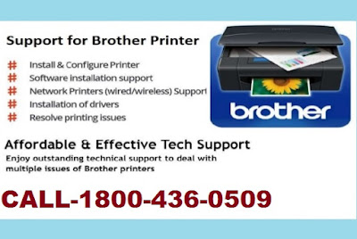 Install Brother printer Drivers