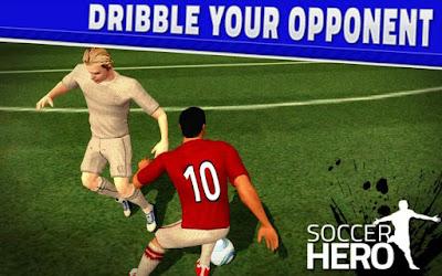 Soccer hero mod energy