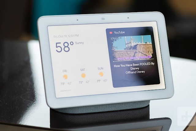 Google announced Nest Hub Max and integrates smart home gadgets into the Nest brand