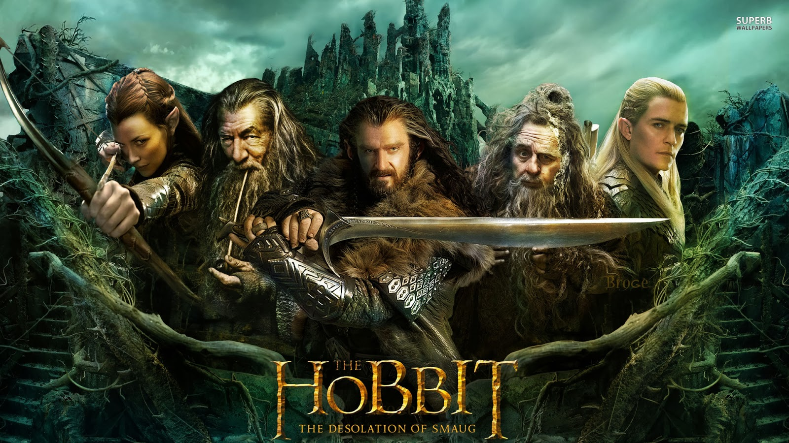 hobbit the desolation of smaug 2013 also known as the hobbit part 2 ...