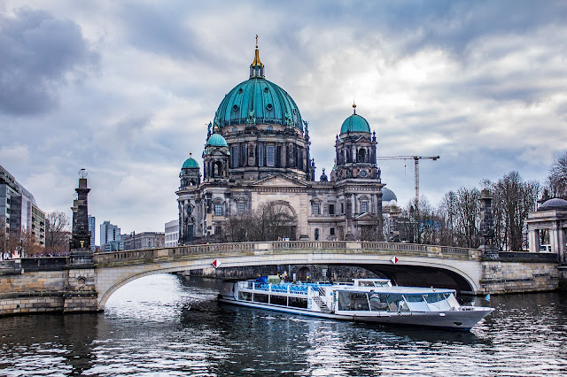 The most important tourist places in Germany are Berlin