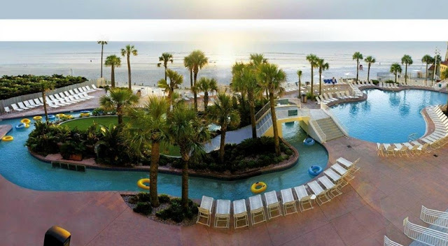 Best Hotels In Daytona Beach Florida For Comfortable Vacation - Wyndham Ocean Walk