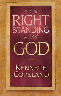 Your Right Standing with God on Daily Favor Blog