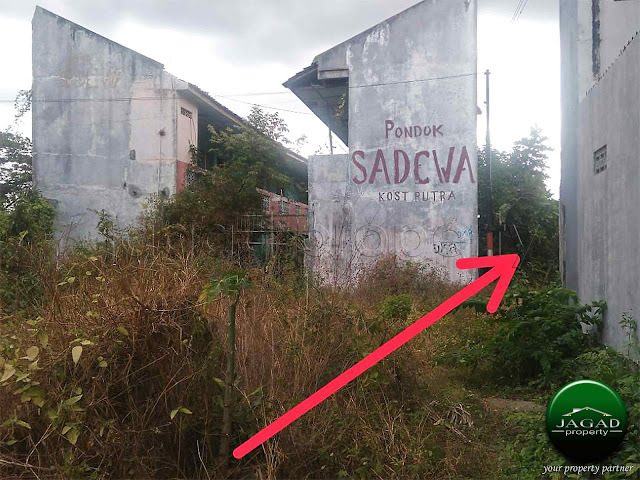 Tanah dekat Kampus UPN Jogja