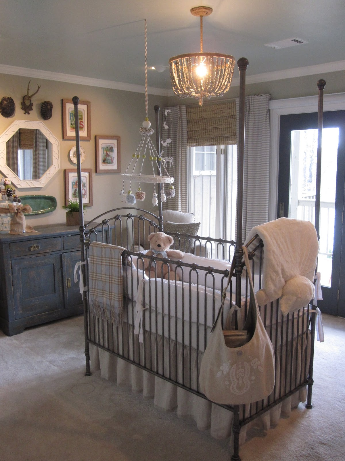 Bellissimo And Bella Our Little Man S Nursery Reveal