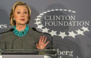 USA Today: Mothball The Clinton Foundation