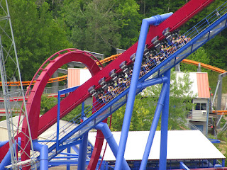 The Banshee- Kings Island Roller Coaster Review