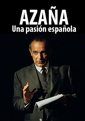 """Teatro: """"Azaña, una pasión española"""" en el Teatro Abadía."""