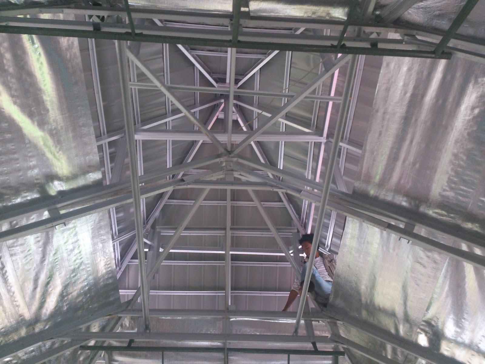 harga atap baja ringan zinc inder karya | inkay: teknologi terbaru ...