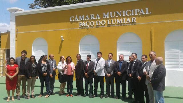 Resultado de imagem para Câmara Municipal de Paço do Lumiar