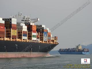 Kota Pemimpin e Maersk Leticia