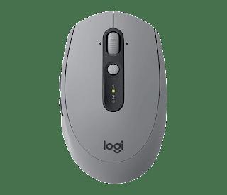 Mouse Wireless Terbaik Murah Merk Logitech 2018