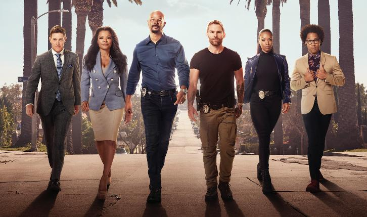 Lethal Weapon - Season 3 - Promos, Cast Promotional Photos