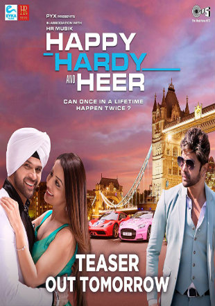 Happy Hardy And Heer 2020 Full Hindi Movie Download Hd In pDVDRip
