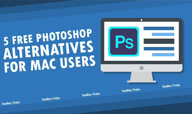 5 Free Photoshop Alternatives for Mac Users