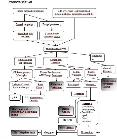 asuhan keperawatan diabetes melitus neuropati