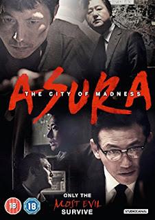 Asura – The City of Madness Legendado