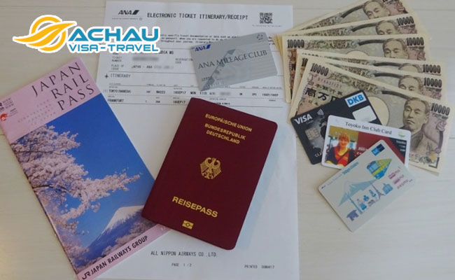 nhung kinh nghiem can biet khi tu nop ho so xin visa nhat ban 1