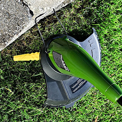 Sun Joe Sharper Electric Stringless Trimmer