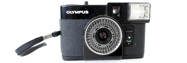 Olympus Pen EF, A Half-Frame Camera