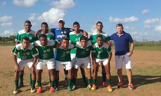Palmeiras de Campo Grande é destaque na 2ª rodada da 1ª Copa Regional de Futebol e assume a liderança da Chave B